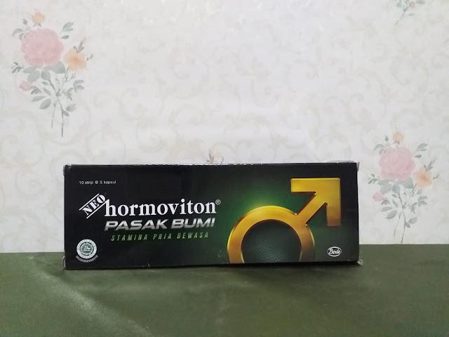 NEO HORMOVITON TAB 50'S