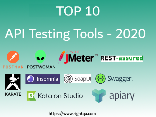Top 10 API Testing tools ( for 2020 )