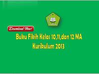 Download Buku Fikih Kelas 10,11 dan 12 MA KK 2013