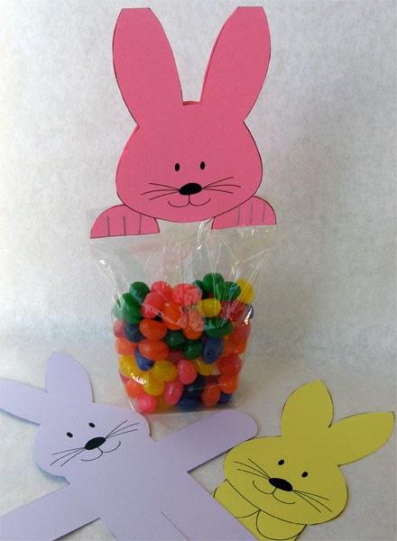 easter treat egg bunny - photo #4