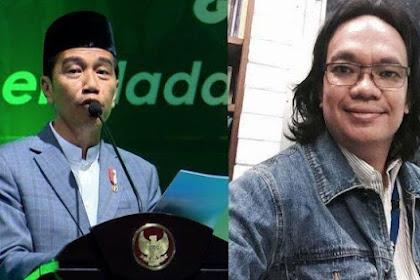 Tolak Pemberhentian Pegawai KPK, Gus Nadir: Semoga Jokowi Gak Dibilang Kadrun Sama Buzzer