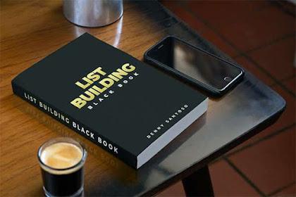 4 Strategi Bisnis Online Cuan dengan List Building Black Book