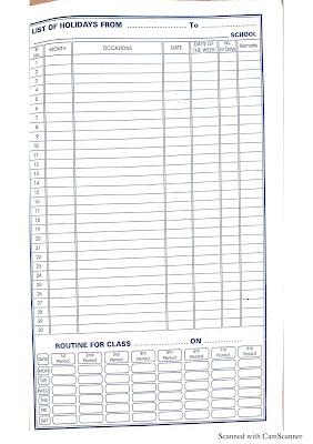 Scheme of lesson pdf