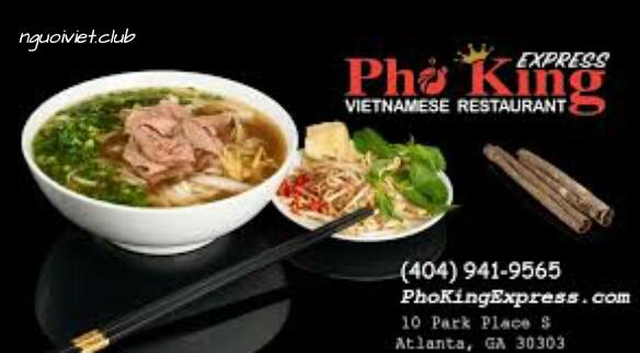 Tổng hợp nhà hàng quán ăn người Việt ở Atlanta, Georgia