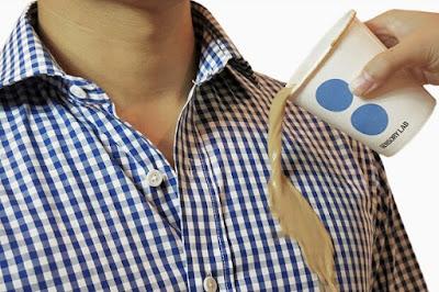 liquid repellent shirt