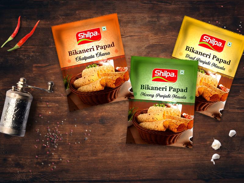 Shilpa Papad