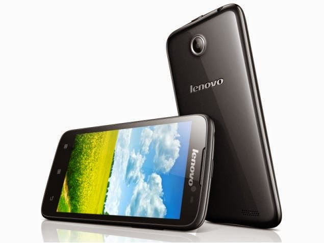 Lenovo A850's Stock ROM Free Download