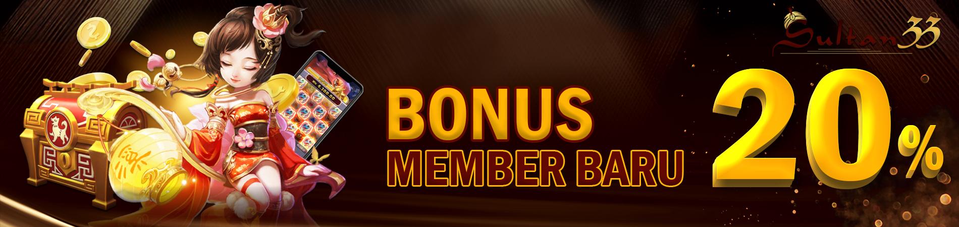 Promo Bonus Slot Terbaru Sultan33