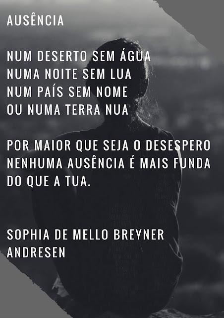 Sophia de Mello Breyner Andresen foi uma das mais importantes poetisas portuguesas do século XX. Foi a primeira mulher portuguesa a receber o mais importante galardão literário da língua portuguesa, o Prémio Camões, em 1999.