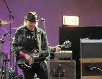Neil Young in Dresden