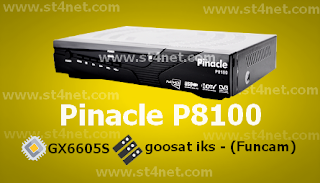 Pinacle 8100 info