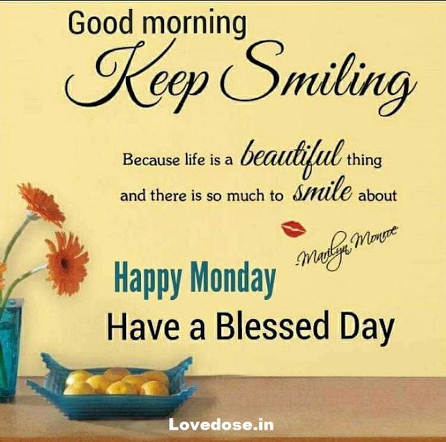 Happy Monday Monday Morning