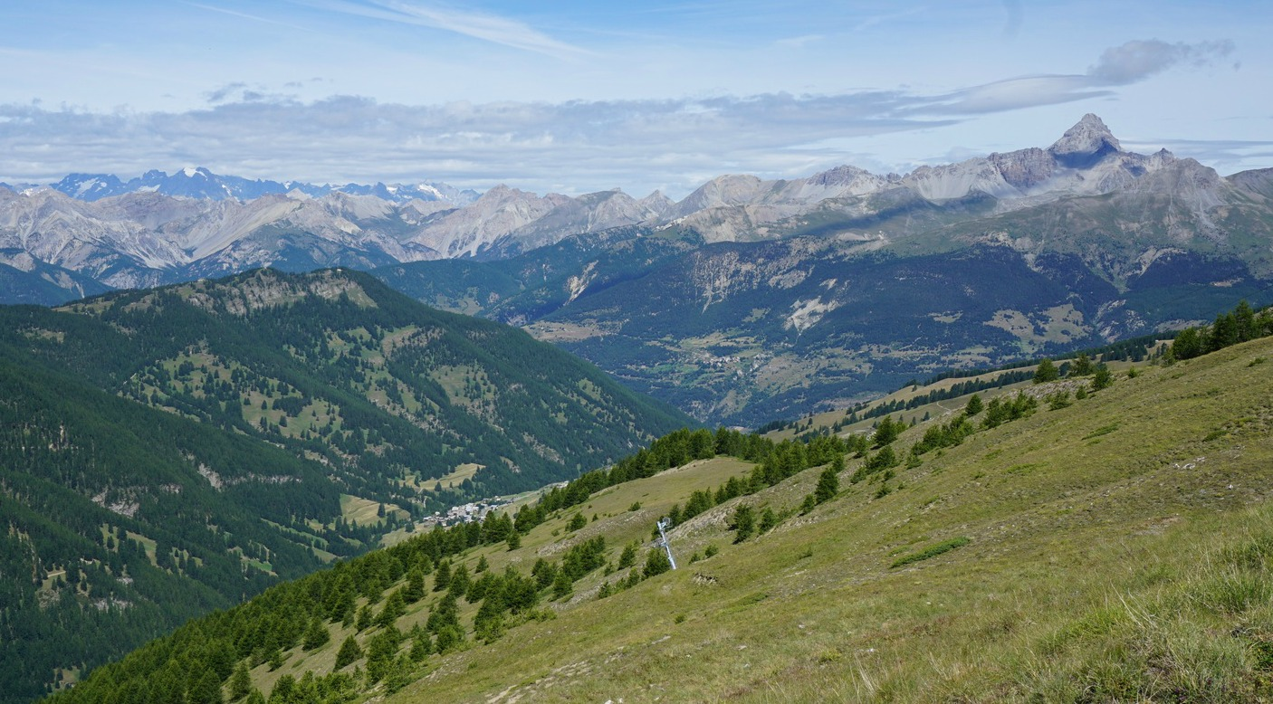 St-Véran verdant slopes