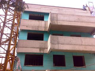 Debelina izolacije fasade