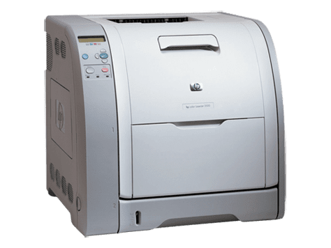 HP Color LaserJet 3500 Printer Drivers