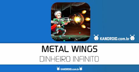 Metal Wings: Elite Force v5.9 APK Mod (Dinheiro Infinito)
