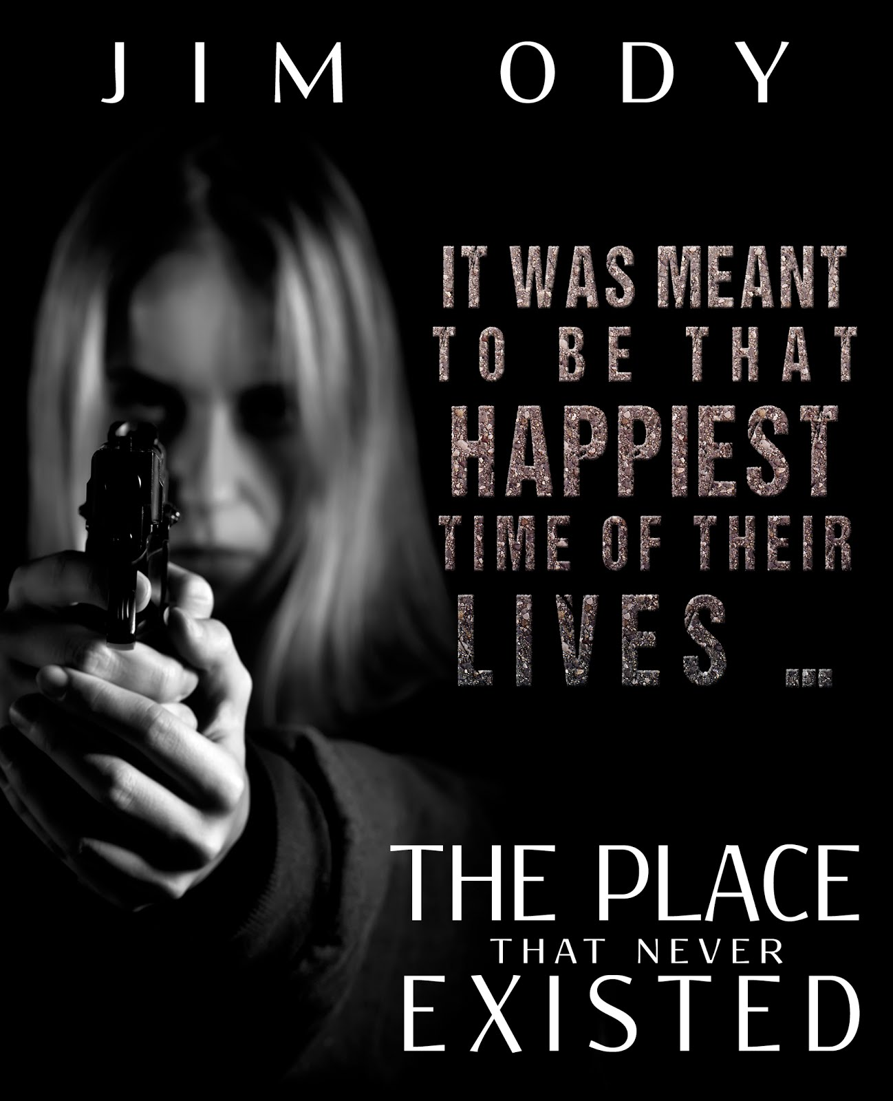The Place That Never Existed Release Blitz