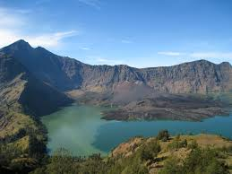 A walk to mount Rinjani