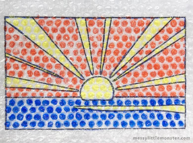 Roy Lichtenstein for kids