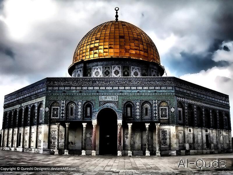 12 من أجمل صور المسجد الأقصى المبارك - كل يوم صورة ثقافية
