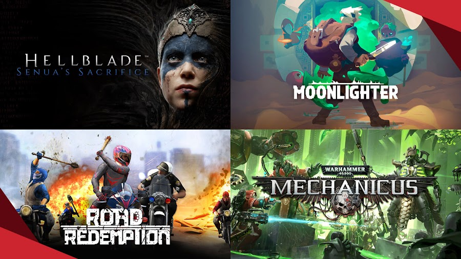 humble monthly bundle games july 2019 pc hellblade senua's sacrifice moonlighter road redemption warhammer 40k mechanicus