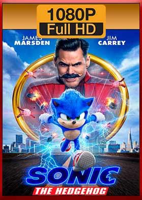 Sonic la película (2020) [Latino – 1080p] [MEGA]