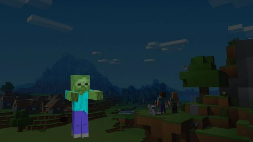 How to heal zombie villagers