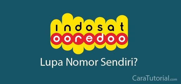 Cara Mengetahui / Cek Nomor Sendiri Kartu IM3 Indosat Ooredoo
