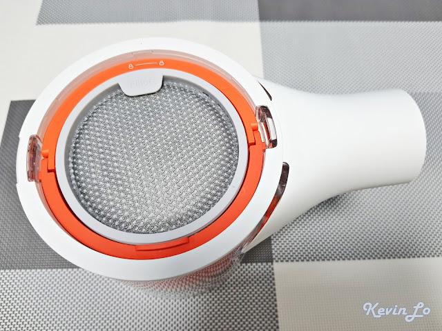 【MI 小米】米家無線吸塵器 G9 (白色) 開箱_前置過濾網