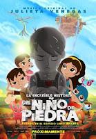 La increible historia del Nino de Piedra (2015) online y gratis