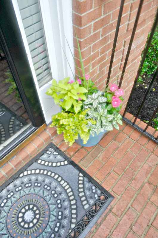 Summer In Style Outdoor Edition: Simple Curb Appeal Updates Reveal with Pike Nurseries