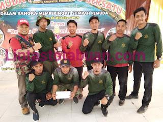 Pimpinan Daerah Pemuda Muhammadiyah Pringsewu Juara I Dalam Acara Sumpah Pemuda