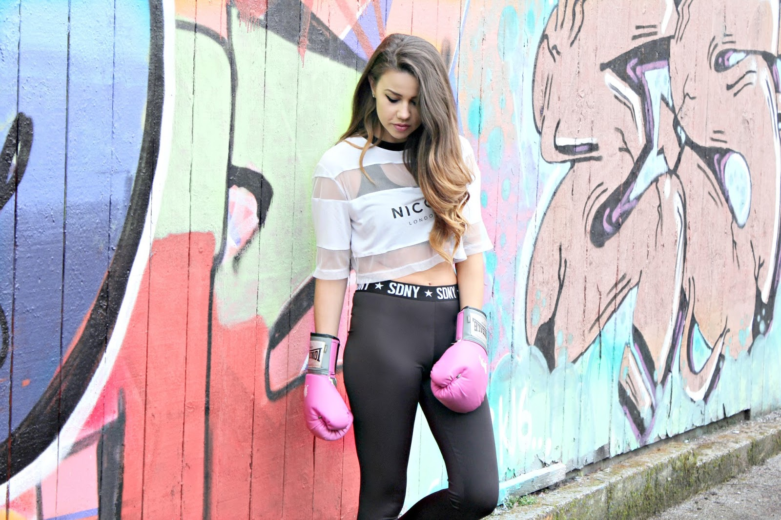 copper garden, fitness blogger, 8 week transformation, fashion and lifestyle blogger, supply and demand review, nicce review, boxing for women