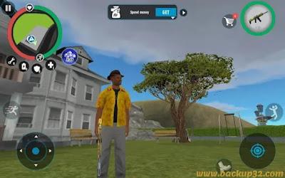 تحميل لعبة Real Gangster Crime MOD APK احدث اصدار 2021 - غير محدودة