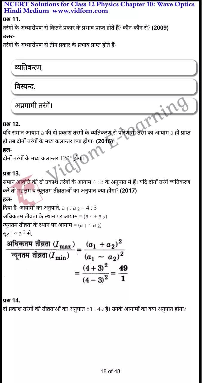 class 12 physics chapter 10 light hindi medium 18