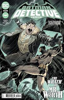 Detective Comics #1035 - Cover