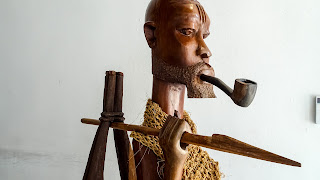 Malabo has lot of African Art