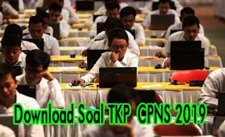 Download Soal TKP (tes karakteristik pribadi ) CPNS 2019
