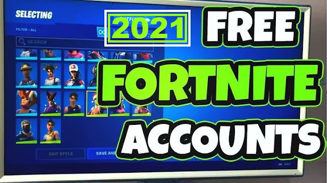 free account fortnite 2021 and fortnite account generator email and password Update free fortnite account fnlibrary free account fortnite pc 2021