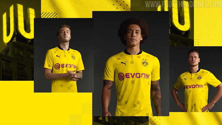 Dortmund 20 21 Cup Kit Released Footy Headlines