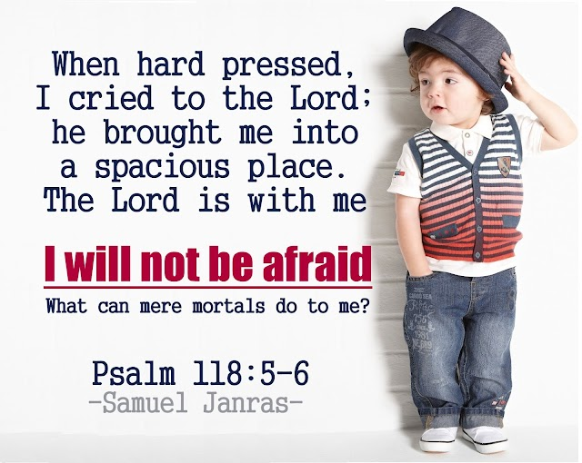 Not be Afraid