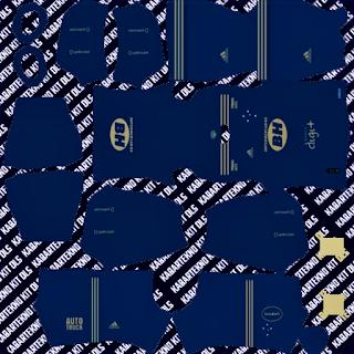 Cruzeiro Home Kit DLS 2021
