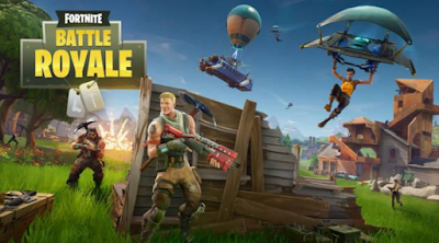 Game Online Battle Royale