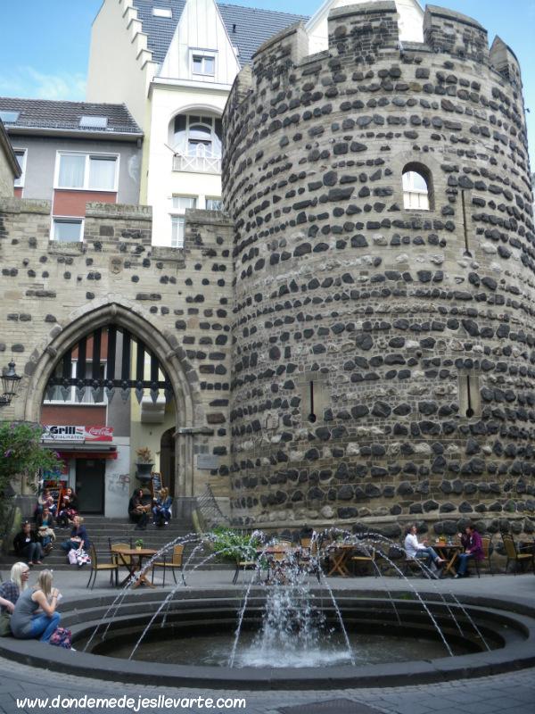 Las ruinas de Sterntor