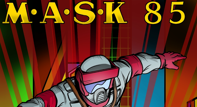 Read Issue 4 of the 'M.A.S.K. 85' Comic Book