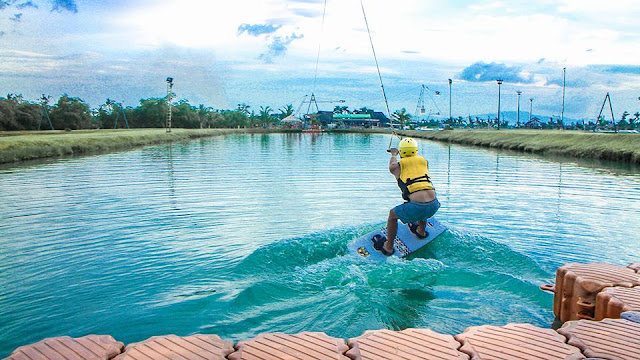 camarines sur watersports complex