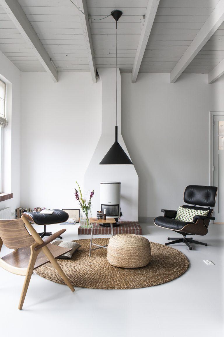 Cuisine esprit shaker pour un studio d 39 architecte for Jan de jong interieur leeuwarden