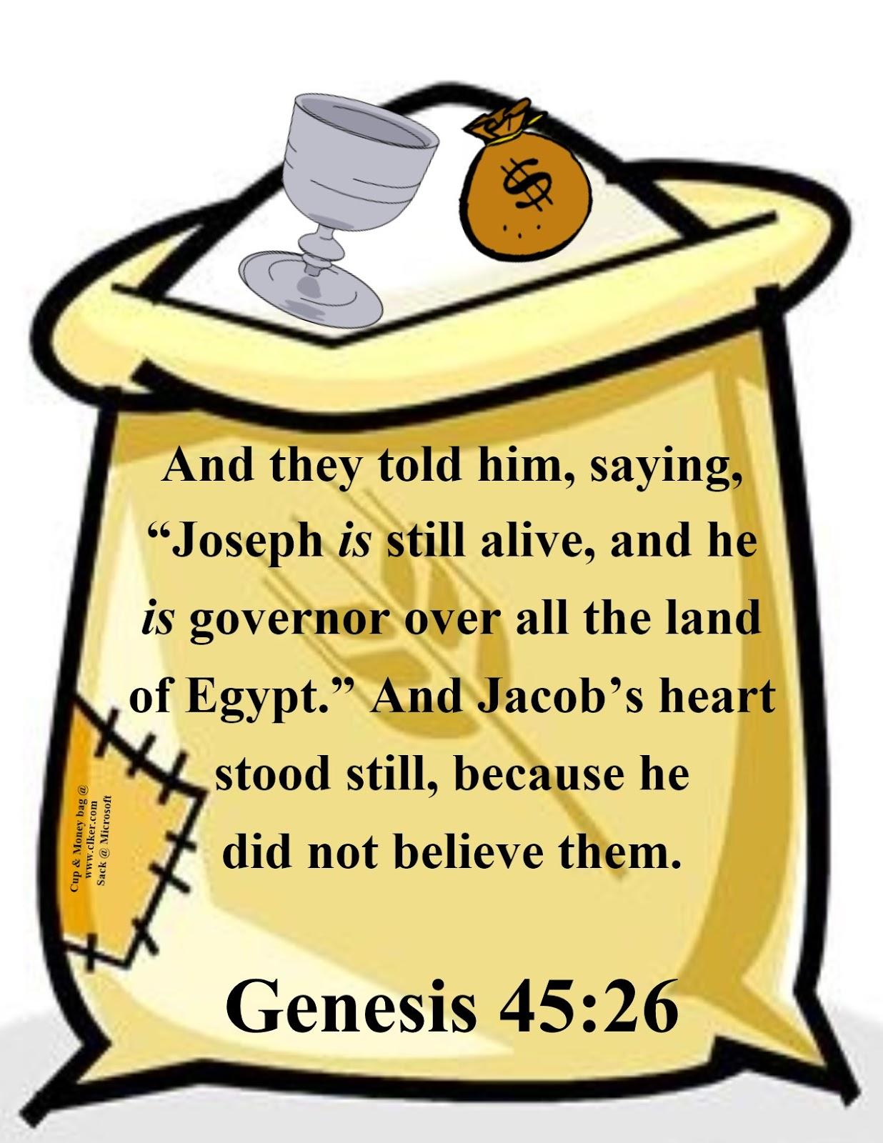 Joseph Bible Quotes Quotesgram