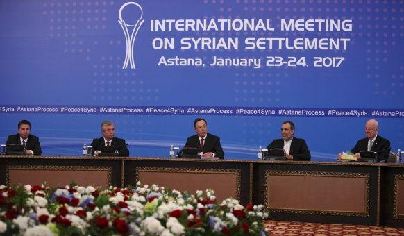 Turquía, Rusia e Irán alcanzan acuerdo sobre Siria