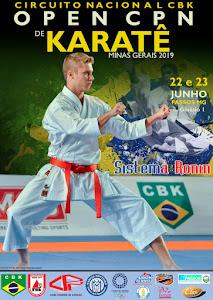 2º Open CPN de Karate